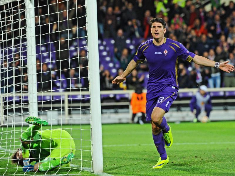 Gomez mit Florenz im EL-Halbfinale – Auch Sevilla weiter