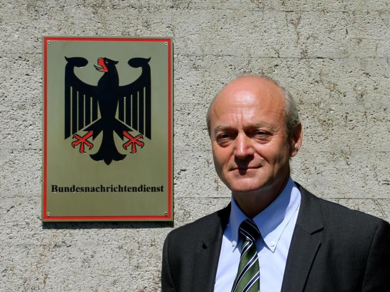 """Ex-Geheimdienstchef Schindler: """"Wir brauchen mehr Mut beim Kampf gegen die Bedrohungen unseres Landes"""""""