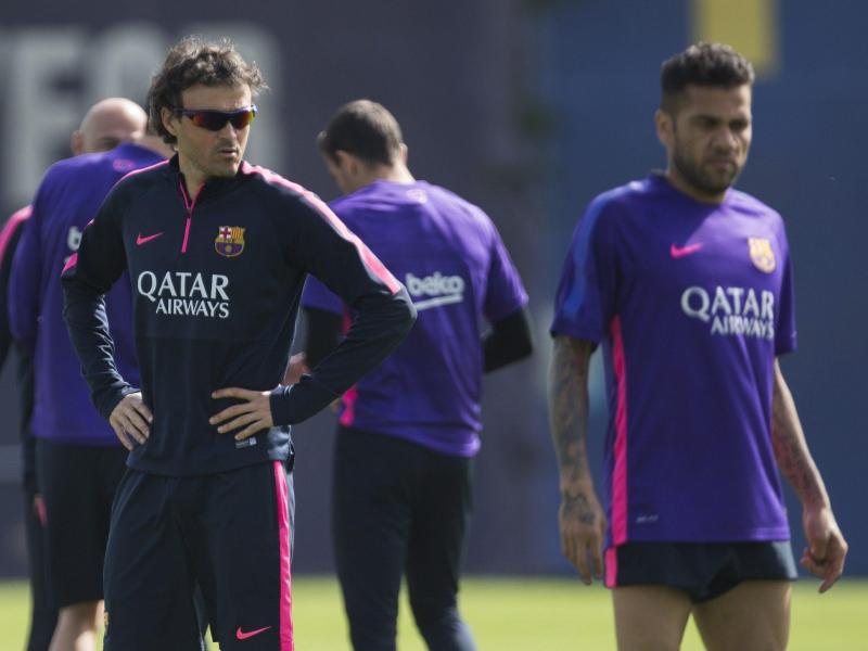 Barça-Coach Enrique bedauert Bayern: Wenig Glück gehabt