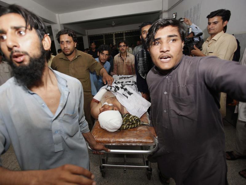 Mindestens 44 Tote bei heftigen Unwettern in Pakistan