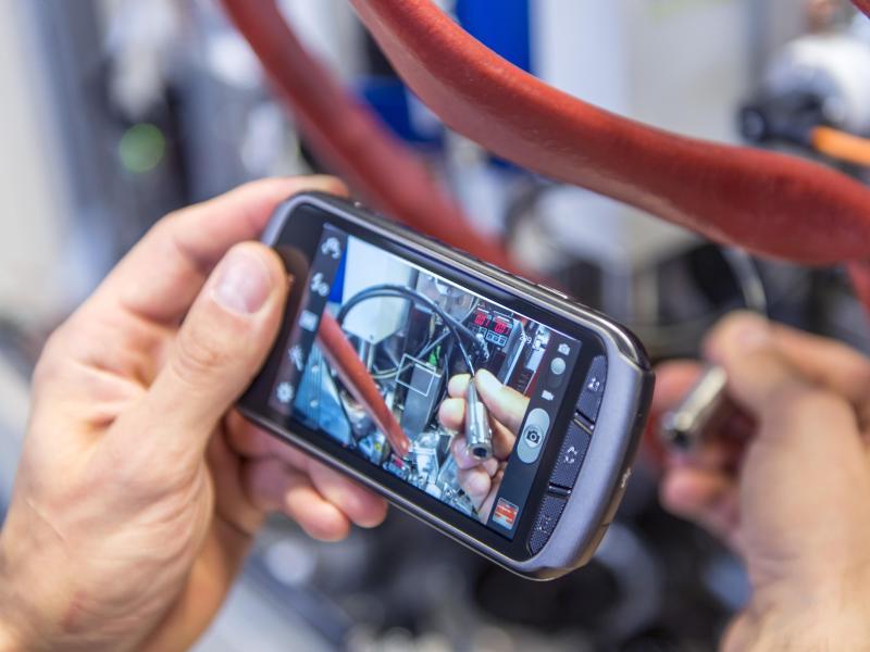 Bosch setzt auf Dienstleistungen für vernetzte Geräte