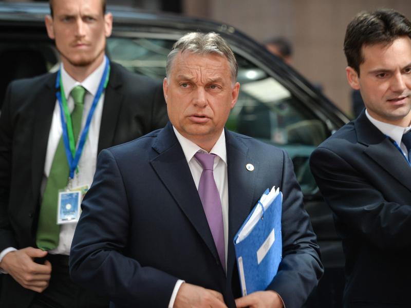 Juncker warnt Ungarn vor Wiedereinführung der Todesstrafe