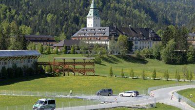 360 Millionen: G7-Gipfel dreifach teurer als offiziell veranschlagt