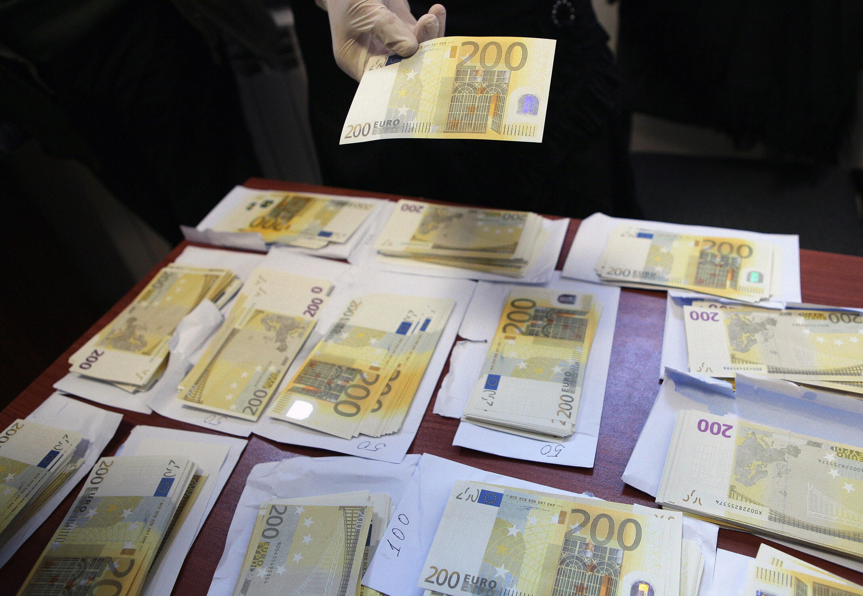Werden die Ortung und Entwertung von Banknoten bald zur Realität?
