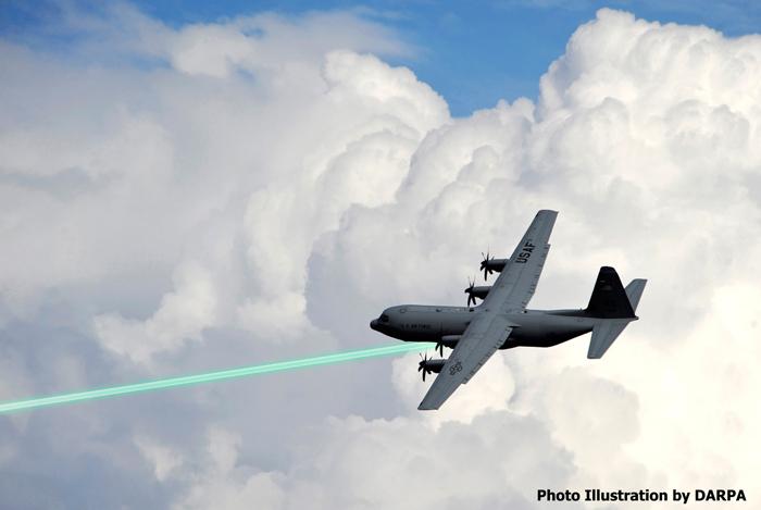 Neue Hightech-Waffe: USA testen HELLADS-Laser als Raketenabwehr