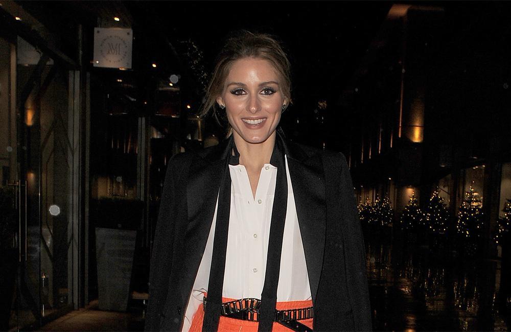Olivia Palermo schwärmt von der Zusammenarbeit mit 'Tommy Hilfiger'