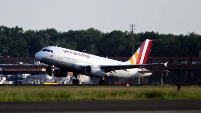 Zeitung: Germanwings-Copilot probte Absturz auf dem Hinflug