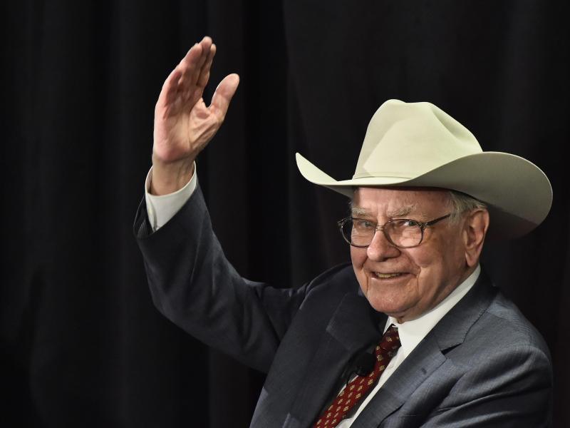 Ebay: Lunch mit Warren Buffett für 2,4 Mio. Euro versteigert
