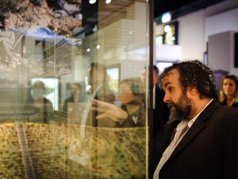 Peter Jackson baut Diorama mit 5000 Minisoldaten