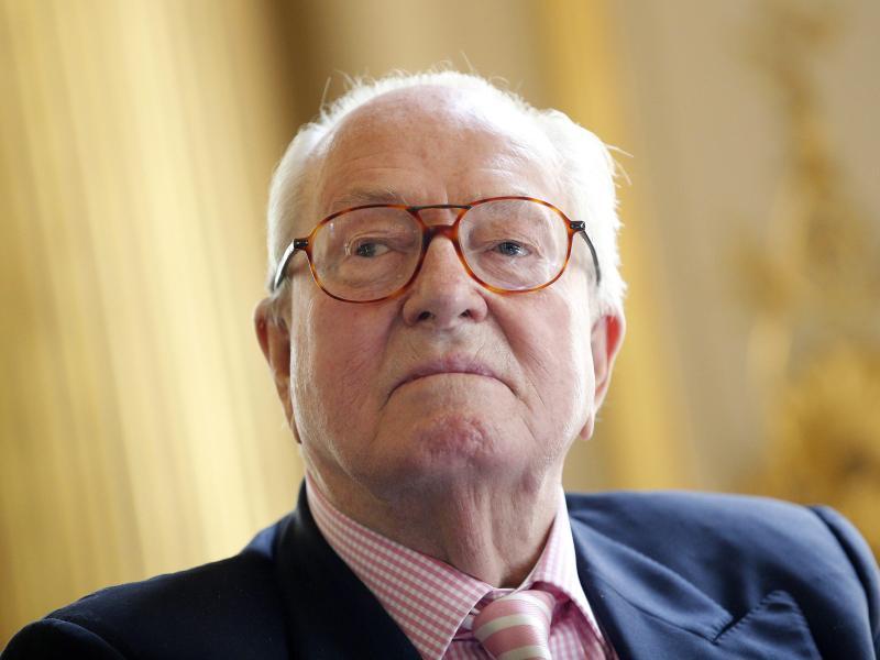Front National entzieht Gründer Le Pen den Ehrenvorsitz