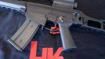 Unzulässige Waffenexporte werden teuer für Heckler & Koch