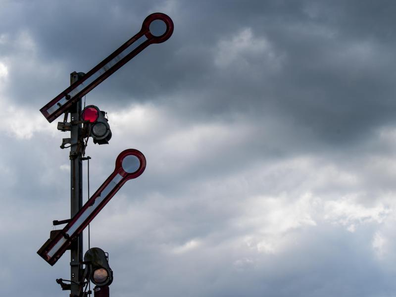 Lokführer gehen selbstbewusst ins Streikwochenende