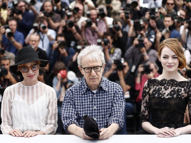 Cannes: Woody Allen würde alle seine Filme noch einmal drehen (FOTOS)