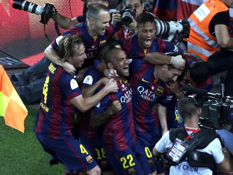 «Genie» Messi nimmt nach Gala das Triple ins Visier