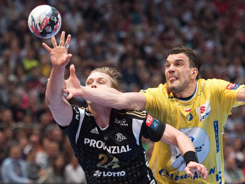 Sieglos in Köln: THW Kiel nur Champions-League-Vierter