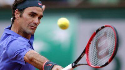 Federer-Match abgebrochen – Wawrinka im Viertelfinale