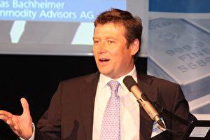 Thomas Bachheimer, Präsident der europäischen Sektion des Gold Standard Institut International