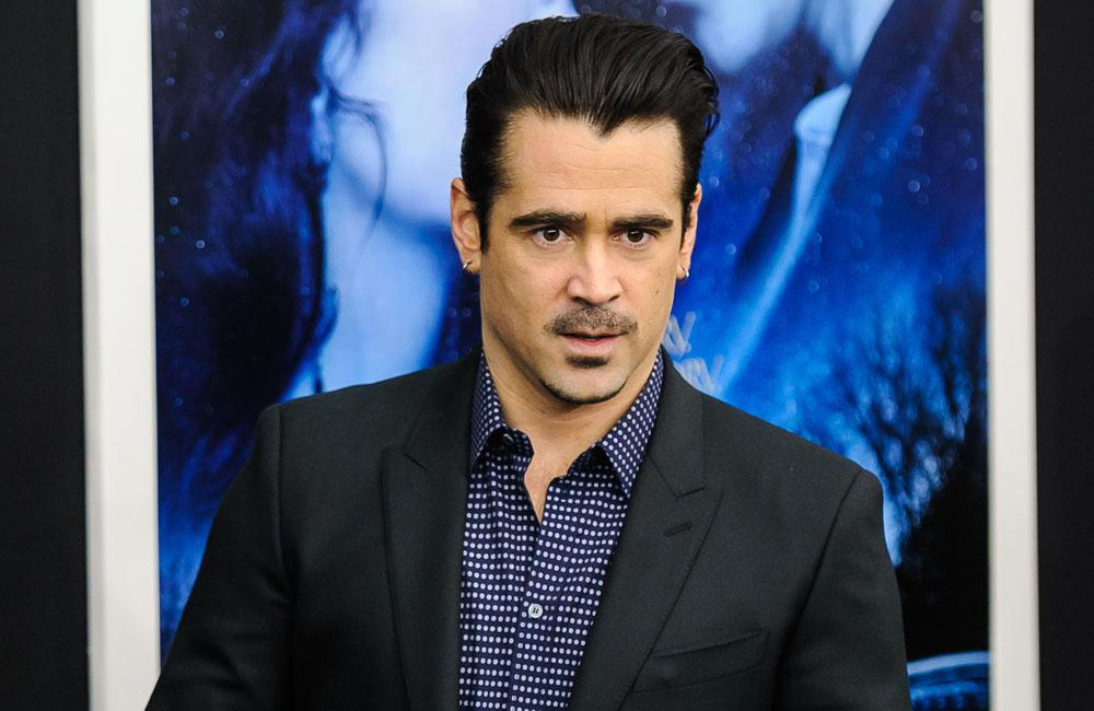 Colin Farrell: Party mit Ecstasy hat ihn gerettet