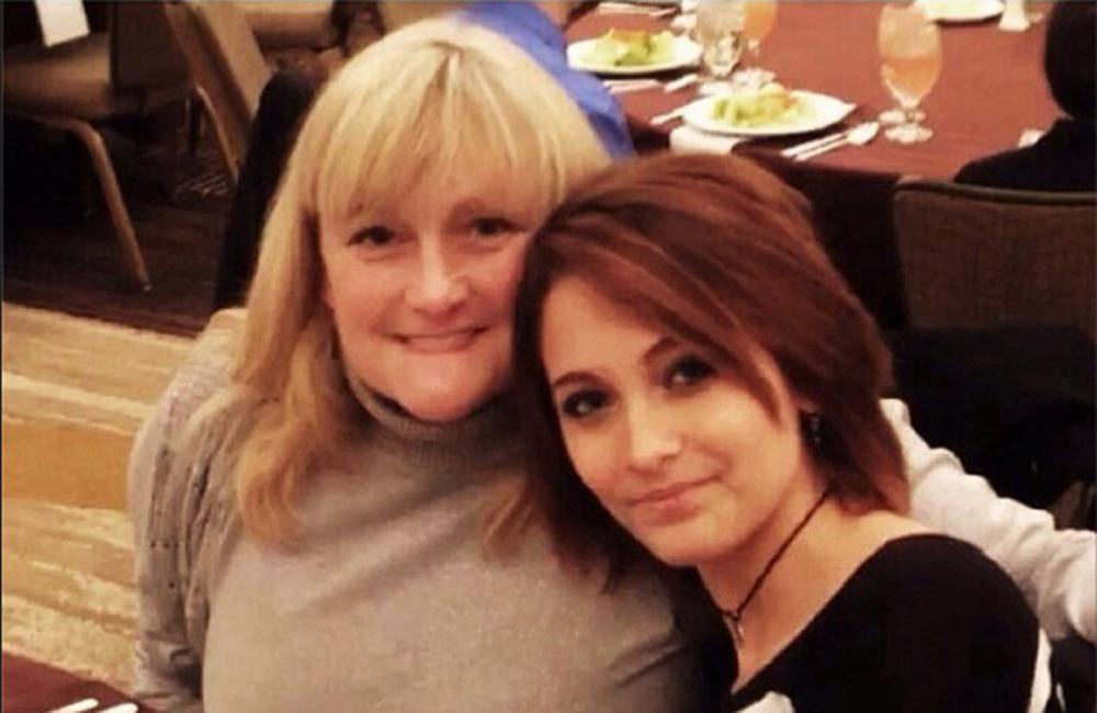Paris Jackson hat ein tolles Verhältnis zu ihrer Mutter