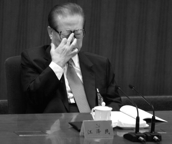"""Massenmörder!"": Hunderte Chinesen klagen gegen Ex-Staatschef Jiang"