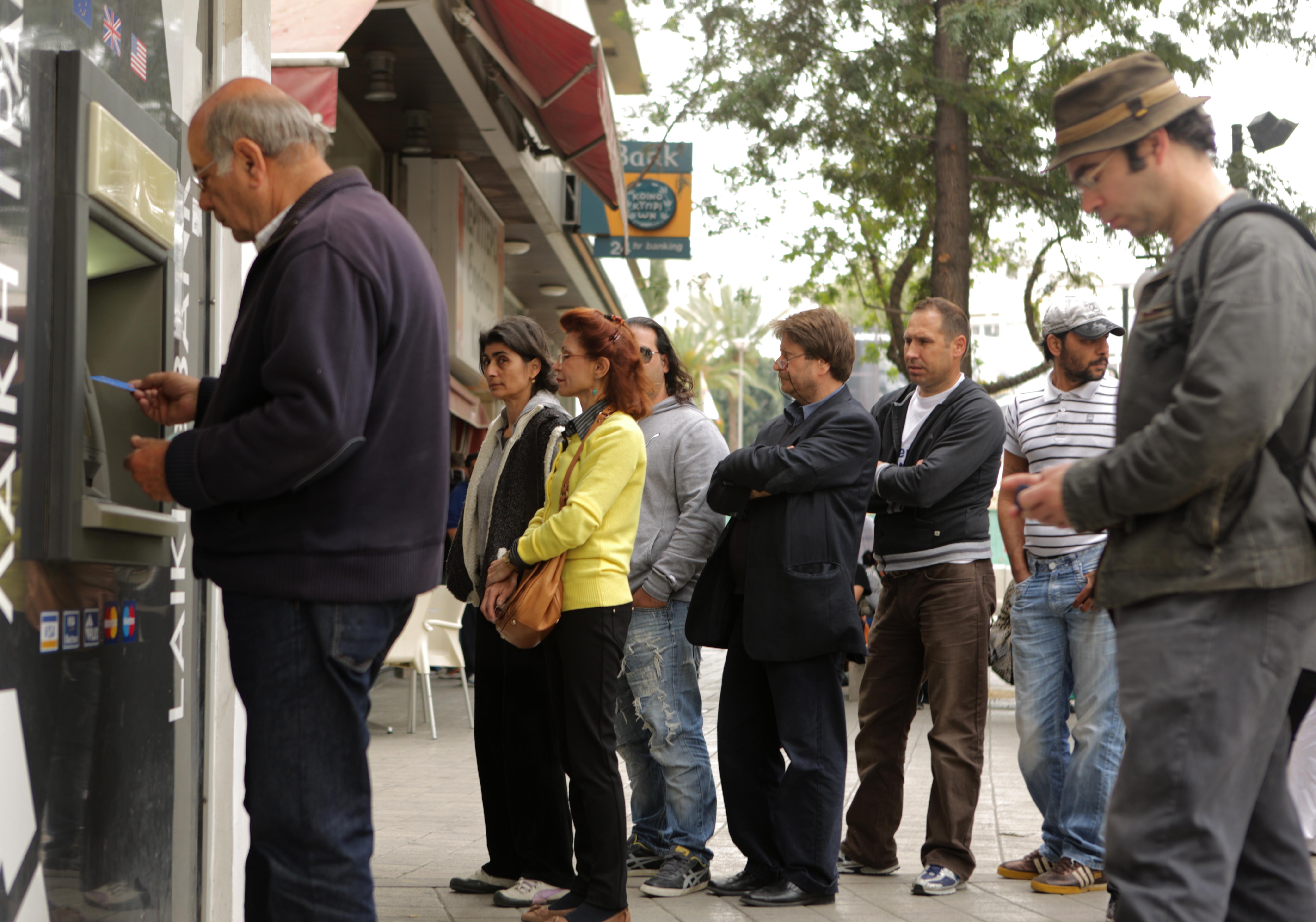 Es ist unsicher, ob die Banken am Montag öffnen – sagt die EZB zu Griechenland