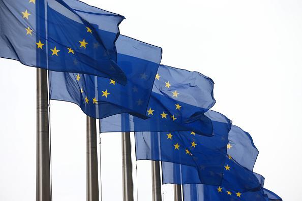 """Ob Deutschland in der EU bleiben sollte - 91 Prozent der Leser von  sciencefiles.org  sagten """"nein"""". Foto: Carl Court/Getty Images"""