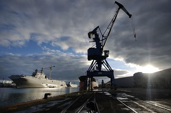 Frankreich: Mistral-Montagetechnologien an Russland übergeben