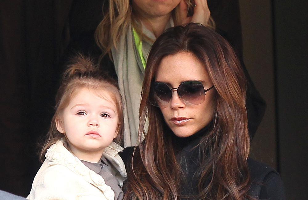 Victoria Beckham spendet Designerstücke ihrer Tochter