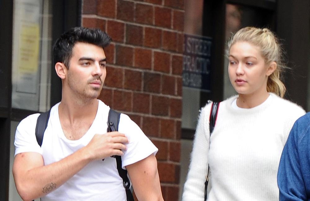 Gigi Hadid und Joe Jonas: Geht da doch was?