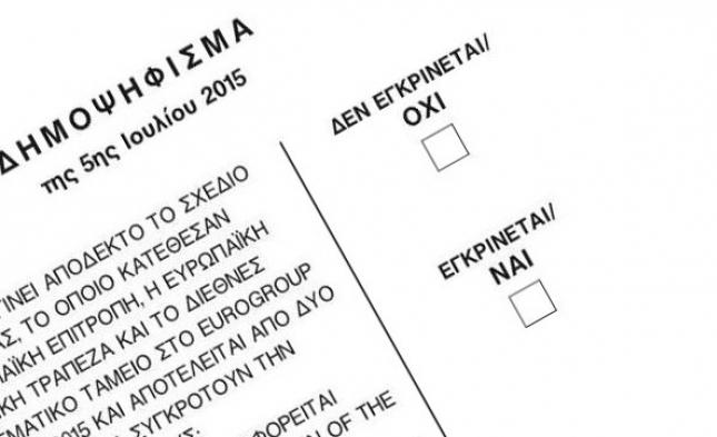 Griechenland offenbar bereit zur Rücknahme des Referendums