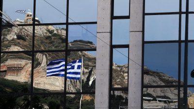 Griechenland kündigt vorzeitige Rückzahlung von IWF-Krediten an