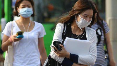 Schutzmaske ja oder nein? Was Gesundheitsbehörden weltweit angesichts der Corona-Pandemie empfehlen