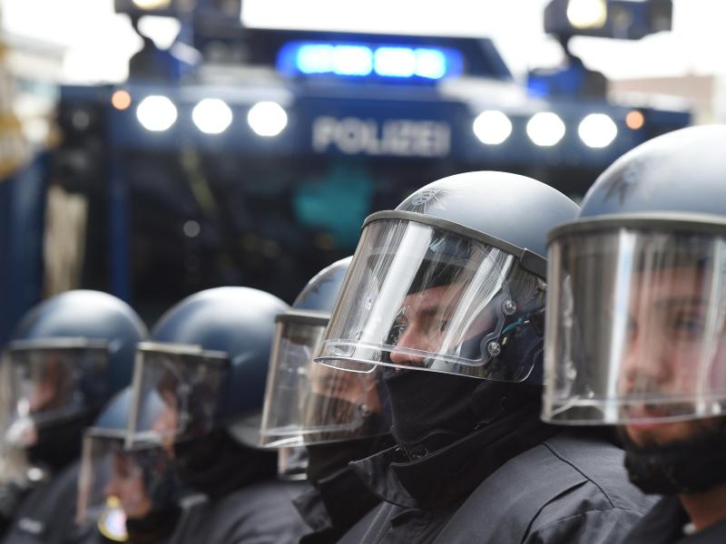 Polizei hat nach Pariser Terror-Angriff nachgerüstet