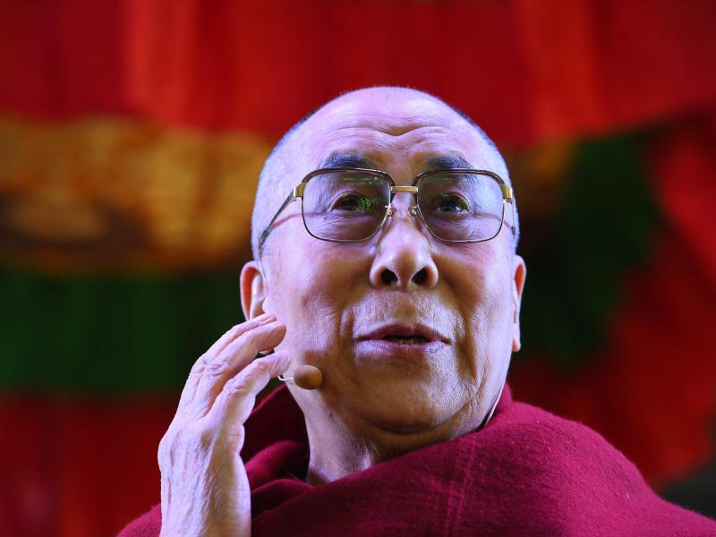 Tibeter in Indien feiern 80. Geburtstag des Dalai Lama
