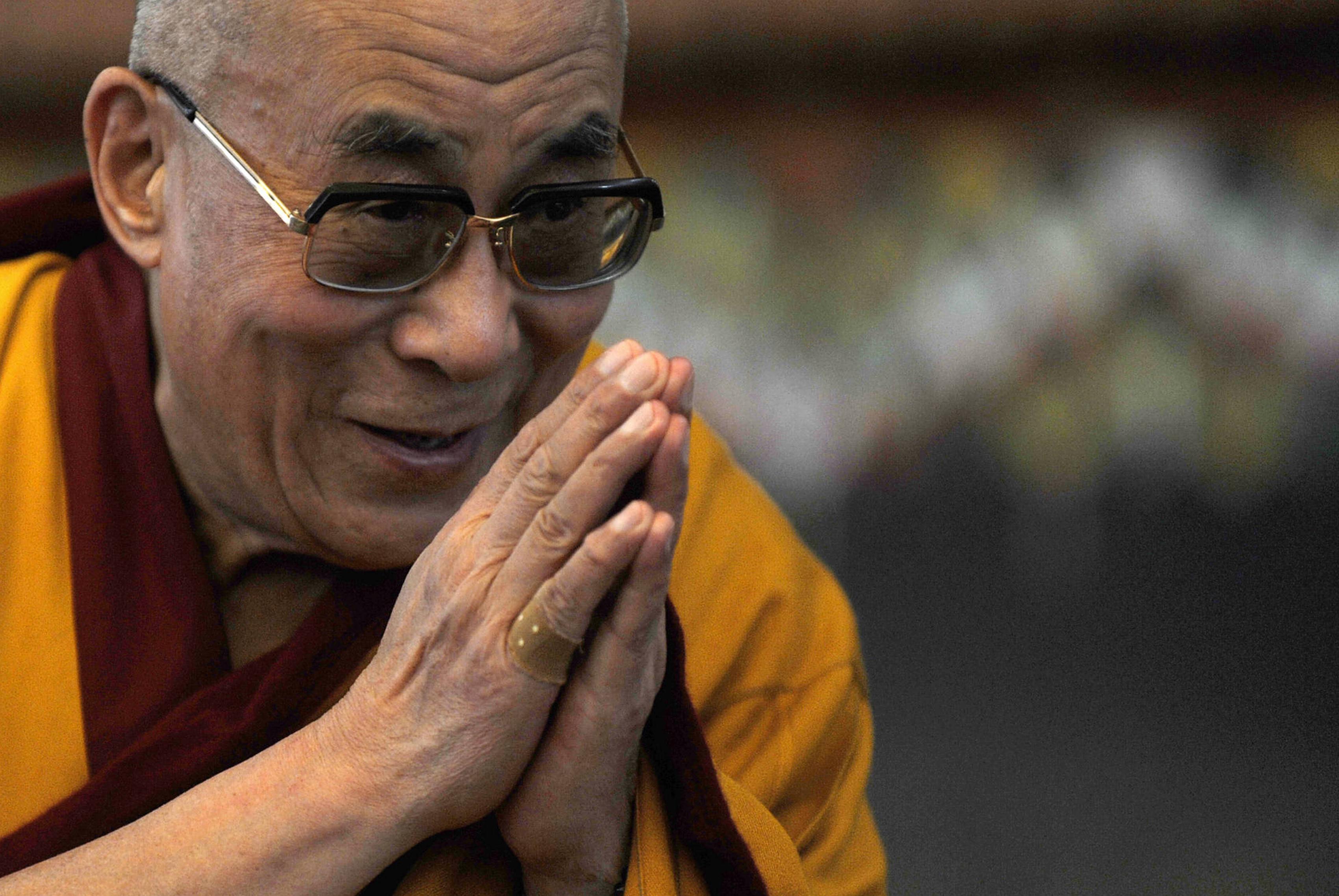 Der Appell des Dalai Lama: Ethik ist wichtiger als Religion