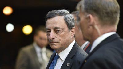 Draghis Freunde und die Macht der Finanzkonzerne