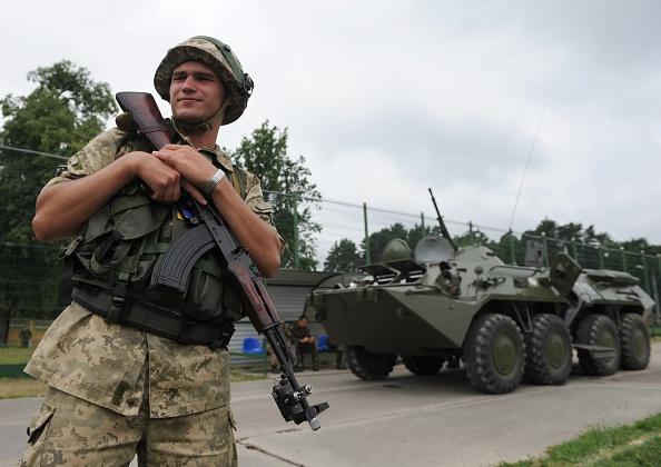 Rapid Trident 2015: Nato beginnt Großmanöver in der Ukraine