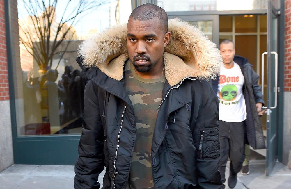 Kanye West: Album im Netz