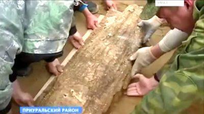 Mittelalterliche Mumie in russischer Arktis ausgegraben