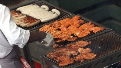 Mehr Darmerkrankungen durch verunreinigtes Fleisch