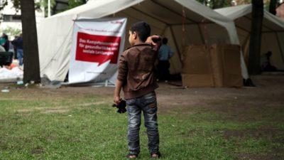 BKA-Analyse: Immer mehr Angriffe auf Flüchtlingsheime