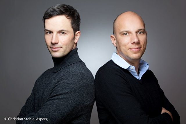 Marc Friedrich und Matthias Weik.