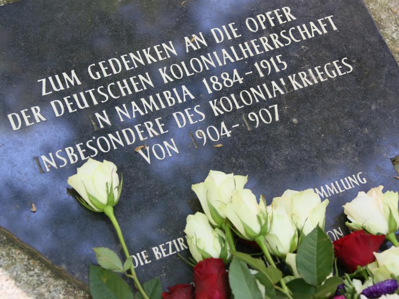 Bundesregierung nennt Namibia-Massaker jetzt «Völkermord»