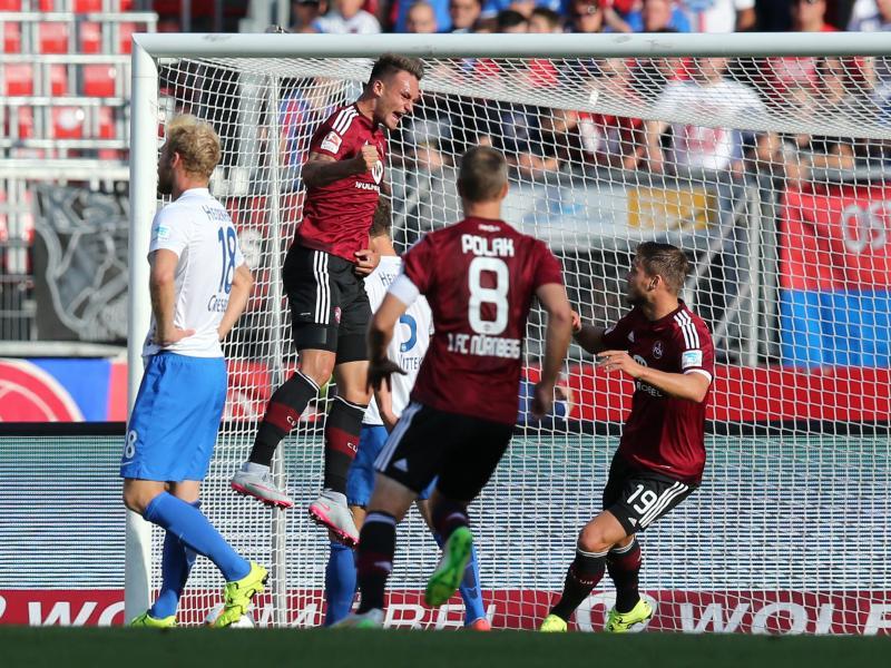 Nürnberg kämpft zum Heimsieg – Bielefeld nur 0:0