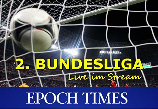 fußball live stream 2. bundesliga
