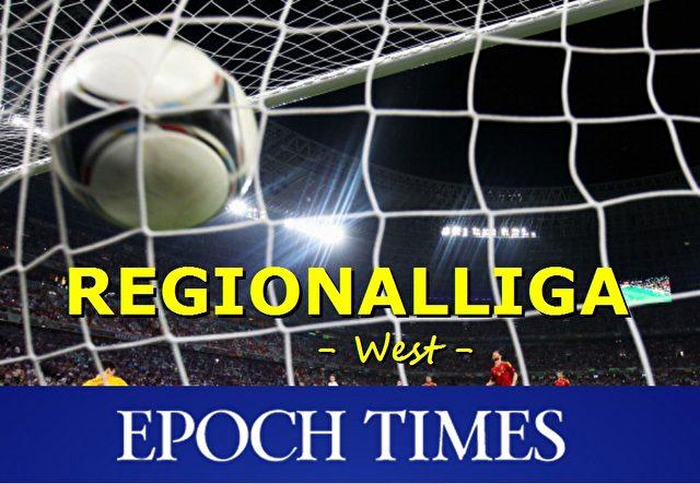 ergebnisse regionalliga west fussball