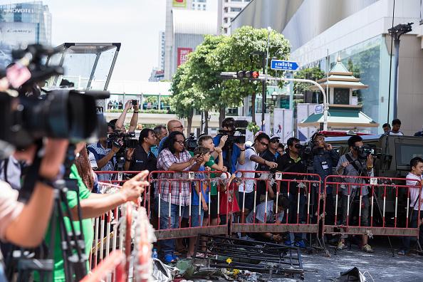 Thailands Armee hat nach Anschlag Verdächtigen im Visier