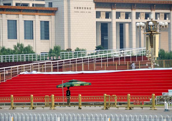 Peking im Ausnahmezustand: Angst vor Terror bei Mega-Militärparade