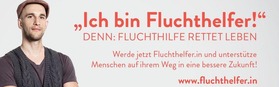 """US-Think-Tank startet Schlepper-Kampagne: """"Werde Fluchthelfer!"""""""