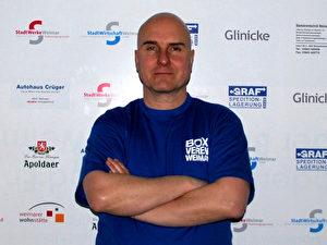 Sportsozialarbeiter Steffen Andritzke